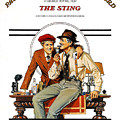 The Sting, The, Robert Redford, Paul by Everett