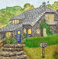 The Stone Cottage  by Roxanne  Griese