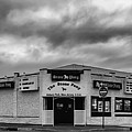 The Stone Pony Asbury Park New Jersey Black And White by Terry DeLuco