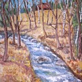 The Stream by Joseph Sandora Jr