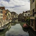 The Streets Of Venice by Valeriy Shvetsov