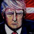 The Strength Of President Donald J Trump by Misty Smith