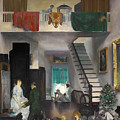The Studio by George Bellows