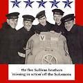 The Sullivan Brothers - They Did Their Part by War Is Hell Store