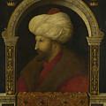The Sultan Mehmet II by PixBreak Art
