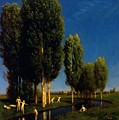 The Summer Day 1881 by Bocklin Arnold