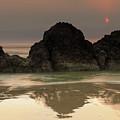 The Sun And Rocks by Masako Metz