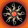 The Sun Dance by Walter Neal