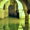 The Sunken Crypt Of San Zaccaria by Dominic Piperata