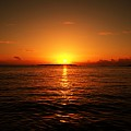 The Sunset by J H