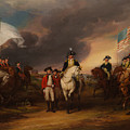 The Surrender Of Lord Cornwallis At Yorktown by Mountain Dreams