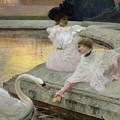 The Swans by Joseph Marius Avy