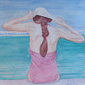 The Swim Cap by Jenny Armitage