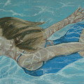 The Swimmer by Sandra Valentini