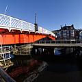 The Swing Bridge by Peter Jenkins