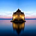 The Swiss Castle by Paul Parent