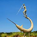 The Swordfish Harpooner by Mark Miller