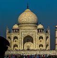 The Taj by Anupam Gupta