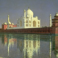 The Taj Mahal by Vasili Vasilievich Vereshchagin