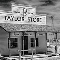 The Taylor Ranch Store by Susan Rissi Tregoning