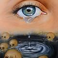 The Tear by Fadia Raffoul