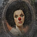 The Tearful Clown by G Berry