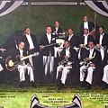 Historical Art            American 1937 Jazz  Musicians  The Teddy Hill Orchestra by Sigrid Tune