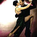 The Temptation Of Tango by Richard Young