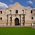 The Texas Alamo by Kristina Deane