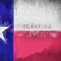 The Texas Flag by JC Findley