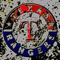 The Texas Rangers 6b by Brian Reaves