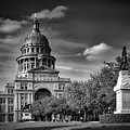 The Texas State Capitol by Mountain Dreams