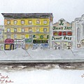 Theatre's Of Harlem's 125th Street by AFineLyne