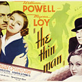 The Thin Man 1934 by Mountain Dreams