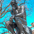 The Thinker by Jennifer Wick