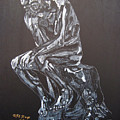 The Thinker by Richard Le Page