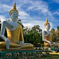 The Three Buddhas  by Adrian Evans