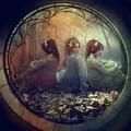 The Three Flowers by Claudia McKinney