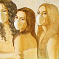 The Three Graces by Andrea Vandoni