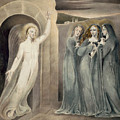 The Three Maries At The Sepulchre by William Blake