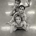 The Three Mermaids by Philippe Taka