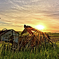 The Thresher by Bonfire Photography
