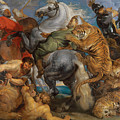 The Tiger Hunt by Peter Paul