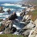 The Tintagel Coast by William Trost