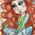 The Toad Prince by Sondra Hefner - NautyCrow Studio