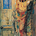 The Toilette 1885 by Gustave Moreau