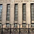 The Toronto Stock Exchange by Ian  MacDonald