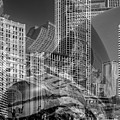 The Tourists - Chicago II by Shankar Adiseshan