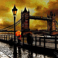 The Tower Bridge As I See by Rinaldo Mendes