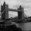 The Tower Bridge by Jeffrey Peterson